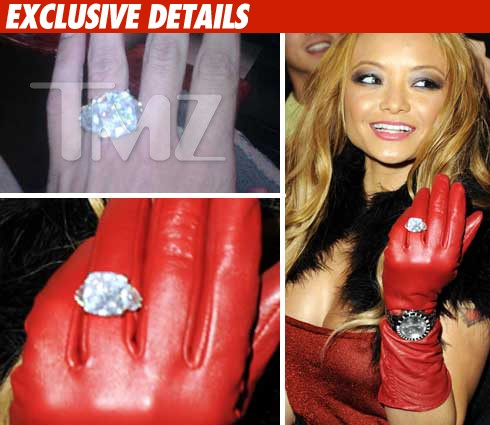 Tila's Ex: The Engagement Ring is a Fake!