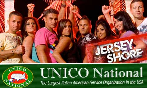 UNICO Rips Remaining 'Jersey Shore' Sponsors