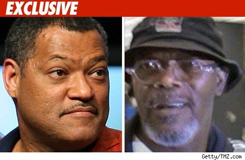 Producer to Fishburne: You're No Sam Jackson!