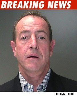 Michael Lohan -- The Newest Mug Shot