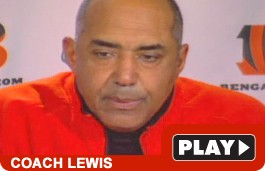 Coach Lewis: Click to watch