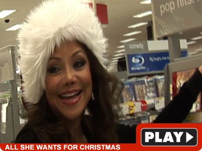 La Toya Jackson is in the holiday spirit ... to bash Chris Brown and Tiger ...