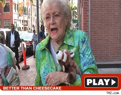 Betty White: Click to watch
