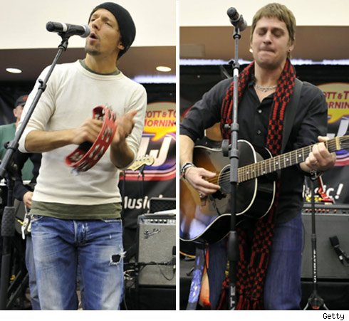 Jason Mraz &amp; Rob Thomas