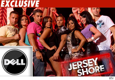 Dell Pulls Ads from 'Jersey Shore' Over PC Claim