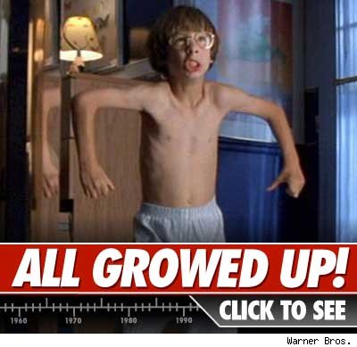 Skinny Kid in 'Little Giants': 'Memba Him?!