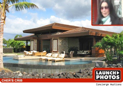 Cher's home: Click to launch