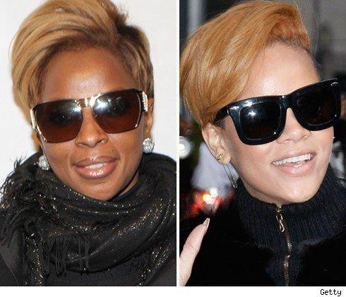 Mary J. Blige & RIhanna