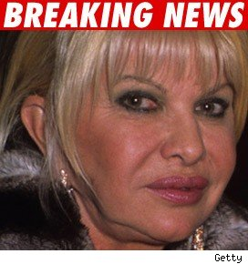 Flight Crew: Ivana Get Trump Off this Airplane!