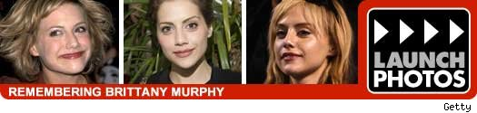 Remembering Brittany Murphy