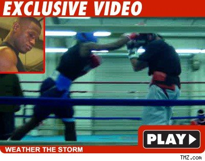 Floyd Mayweather, Jr. -- Click to watch video