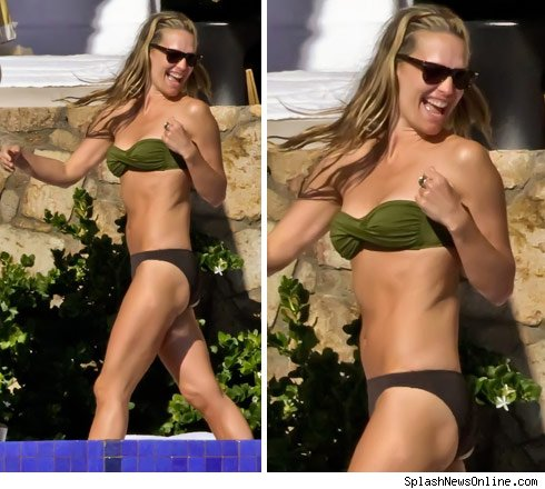 Is molly sims gay
