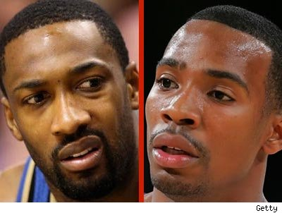 Gilbert Arenas, Javaris Crittendon