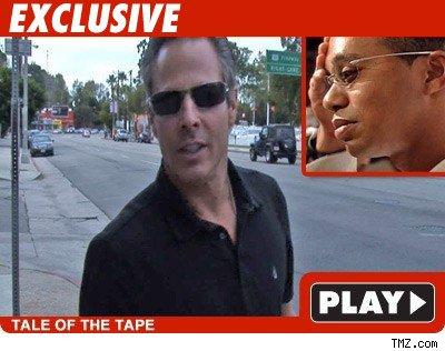 Tiger Woods Sex Tape?