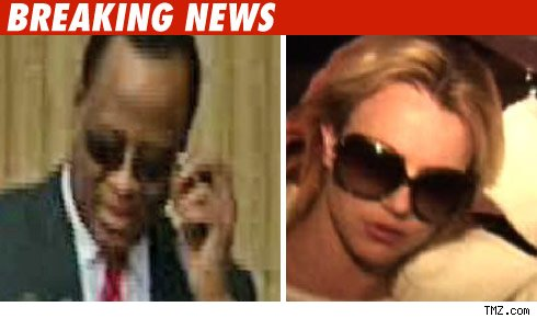 Dr. Conrad Murray -- The Britney Connection
