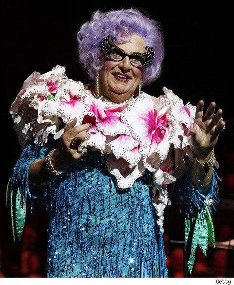Dame Edna