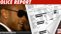 Usher: Thief Stole $1 Mil in Jewelry - from My Car
