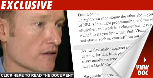 Conan O'Brien: Click to launch
