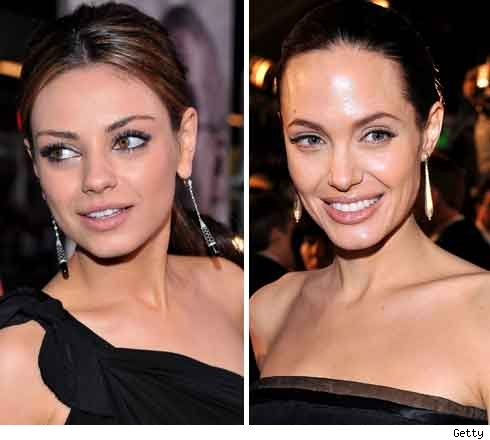 Mila and Angelina
