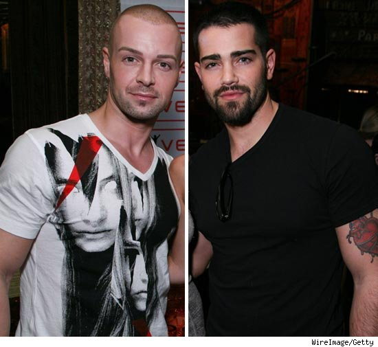 Joey Lawrence and Jesse Metcalfe