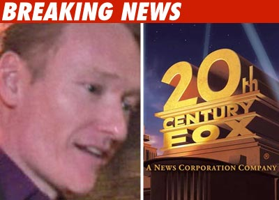 Fox Registers Conan O'Brien Website - Maybe