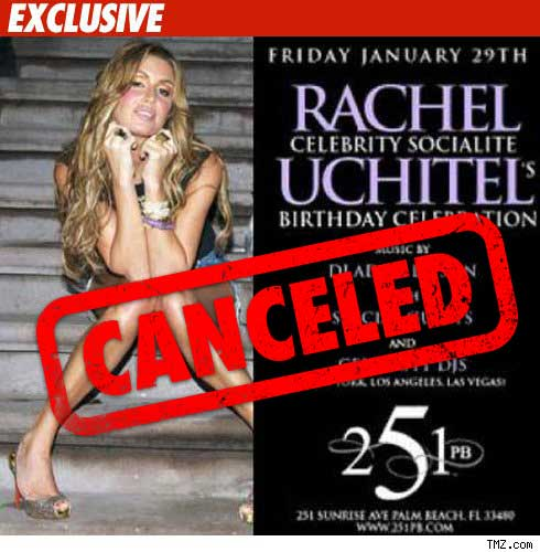 Tiger Woods Mistress Rachel Uchitel