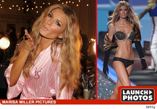 Marisa Miller Still a Victoria's Secret Model