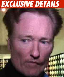 Conan O'brien reaches settlement