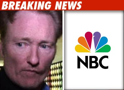 Conan O'Brien Reruns on NBC - Done Deal
