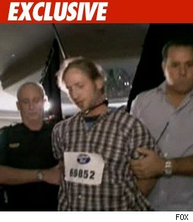 American Idol arrest