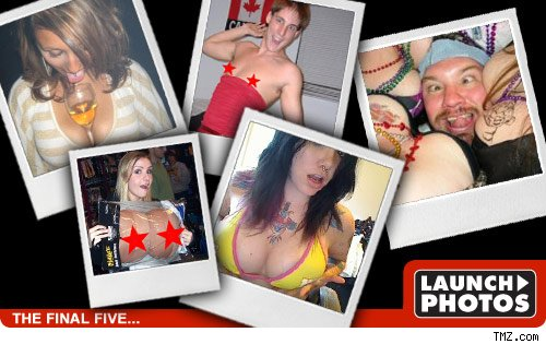 TMZ's best breast contest.