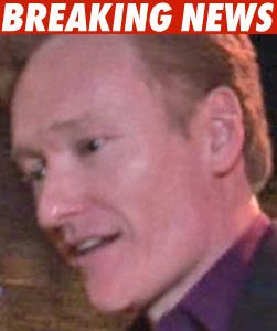 Conan O'Brien -- From TBD to TBS