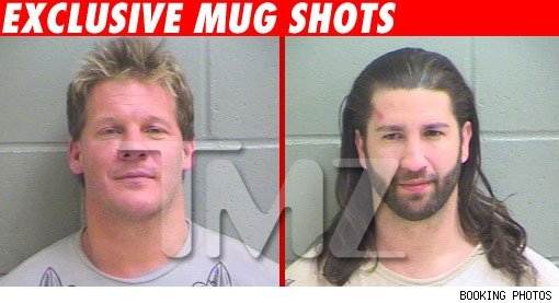 Chris Jerico mug shot