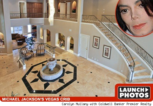 Michael Jackson's Las Vegas Home