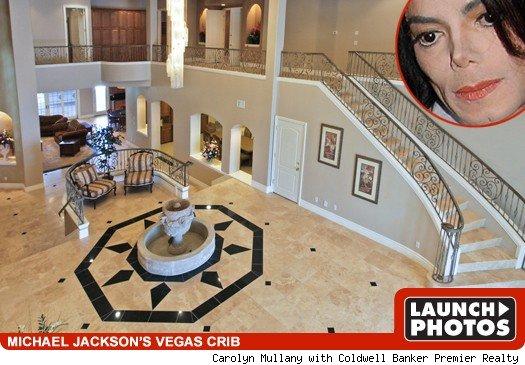 Michael Jackson's Las Vegas Home