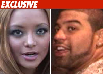 Tila Tequila and Shawne Merriman