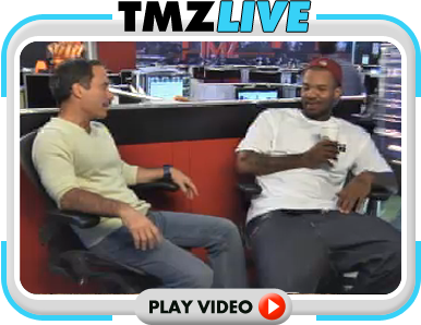 The Game on TMZ Live!
