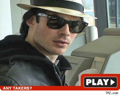 Ian Somerhalder: Click to watch