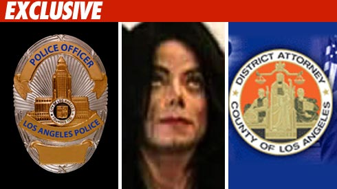 LAPD and D.A. in Michael Jackson Case