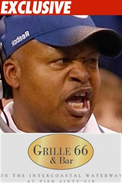 Indianapolis Colts coach jim caldwell