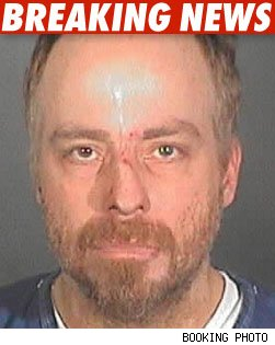 Leif Garrett Charged with Heroin Possession
