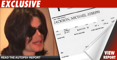 princess diana death photos and michael jackson autopsy picture. The autopsy confirmed that