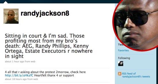 randy jackson jackson 5 kids. Randy Jackson