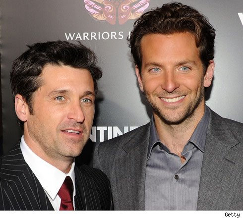 Patrick Dempsey and Bradley Cooper