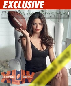 Adriana Lima Stripped of Her Dignity
