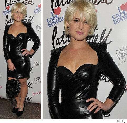 Kelly Osbourne -- New &amp; Improved