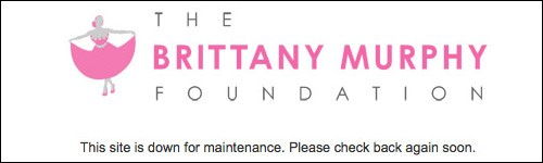 the brittany murphy foundation