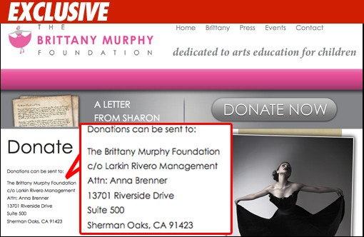 Brittany Murphy Foundation
