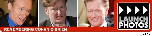 Remembering Conan O'brien