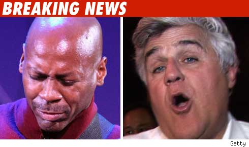 Kevin Eubanks May Bail on Jay Leno